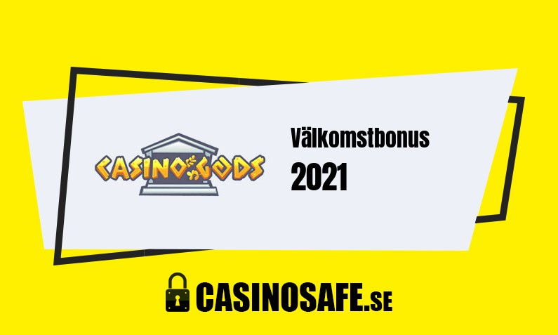 Casino Gods bonusar och recension