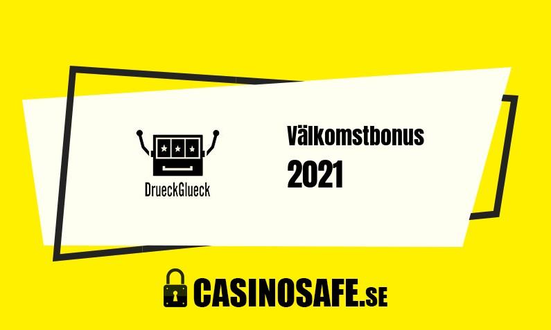DrueckGlueck Casino bonusar och recension