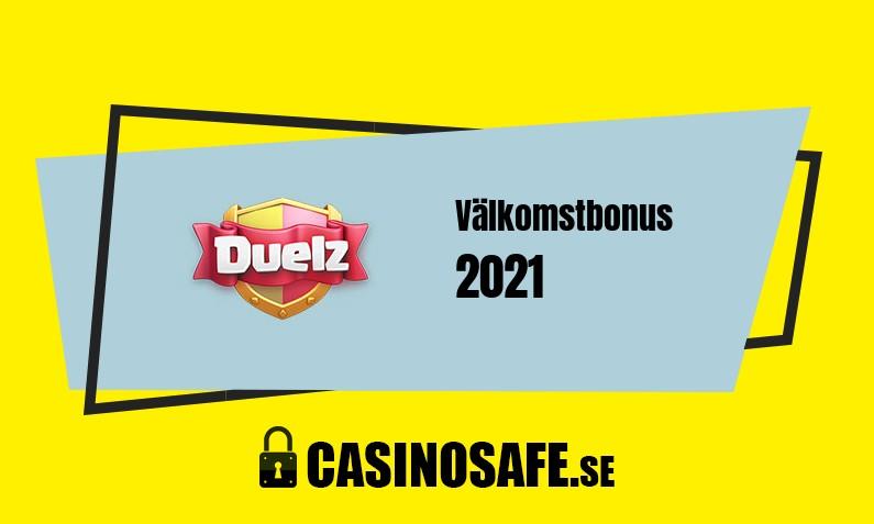 Duelz Casino bonusar och recension