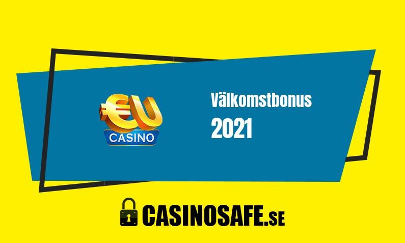 EU Casino bonusar och recension