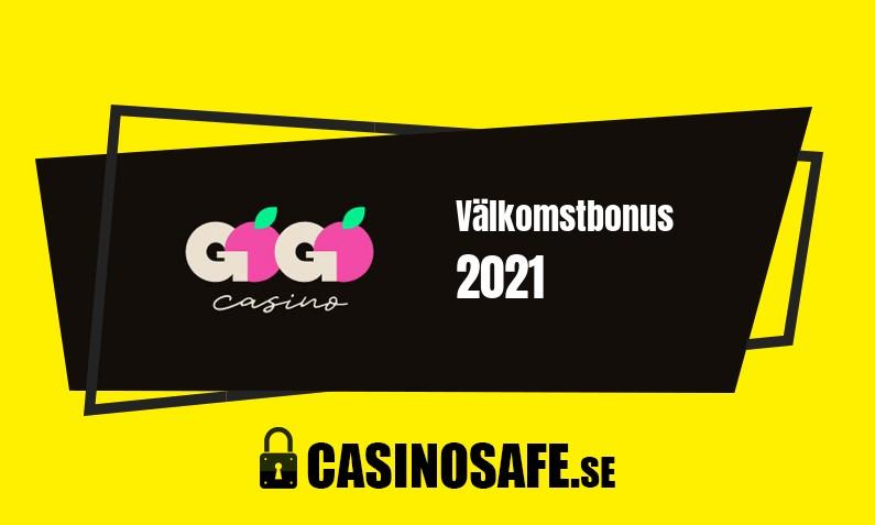 GoGo Casino bonusar och recension