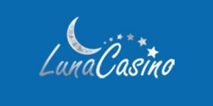 Free spin bonus från Luna Casino
