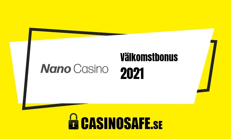 Nano Casino bonusar och recension