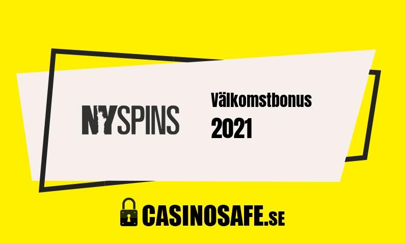 NYSpins Casino bonusar och recension