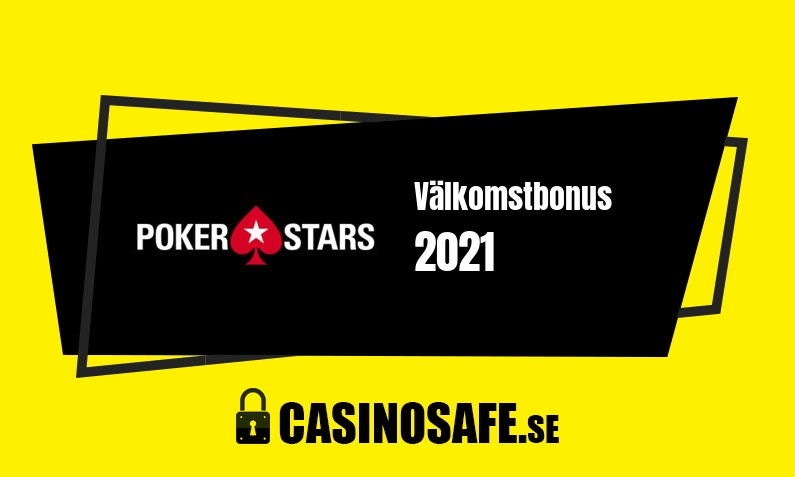 PokerStars bonusar och recension