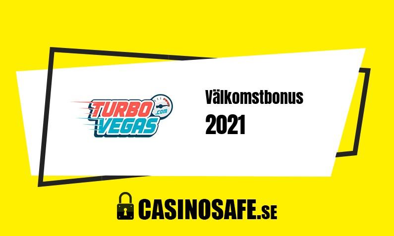 TurboVegas Casino bonusar och recension