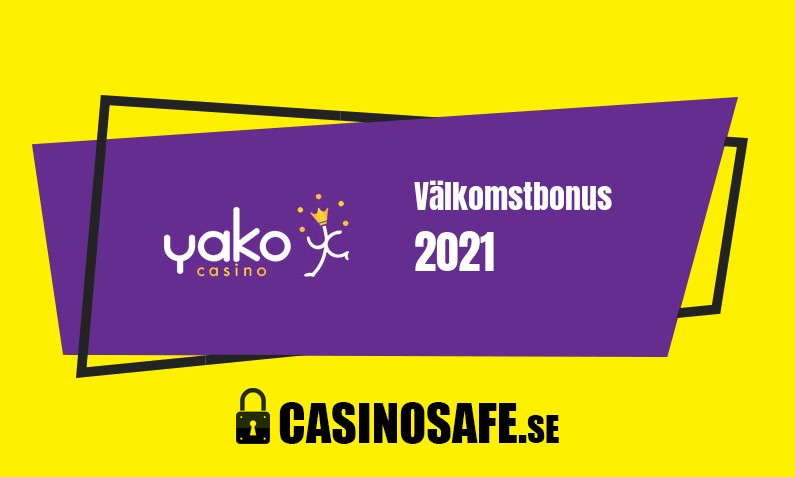 Yako Casino bonusar och recension